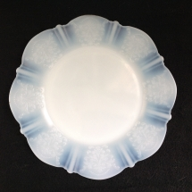 MacBeth Evans American Sweetheart Monax Depression Glass Plate