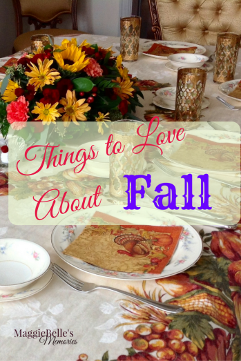 Things to Love About Fall