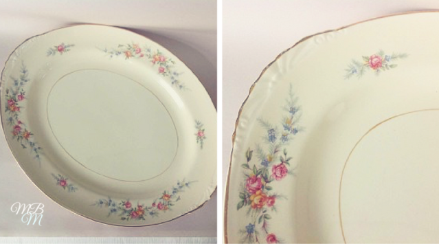 Homer Laughlin Ferndale China