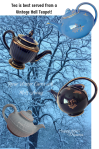 Enchanting Vintage Hall China Teapots