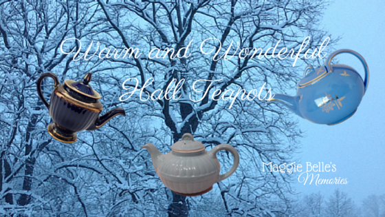 Those Enchanting Hall Teapots